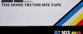 Palham Music - The Home Truths Mix Tape Banne